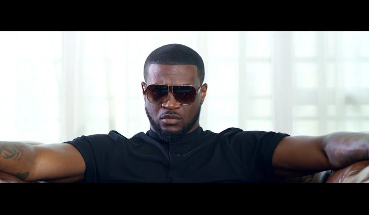 """My kids are the reason I'm still this strong"", Peter Okoye a.k.a Mr P"